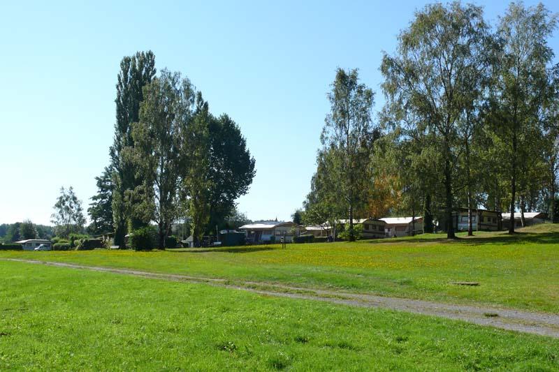 Campingplatz Oberer Waldteich