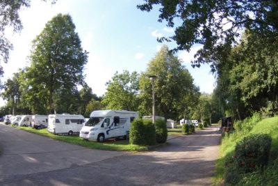 Caravan Stellplätze