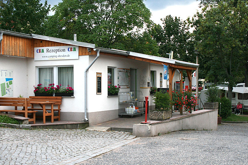 Camping Dresden Mockritz Rezeption