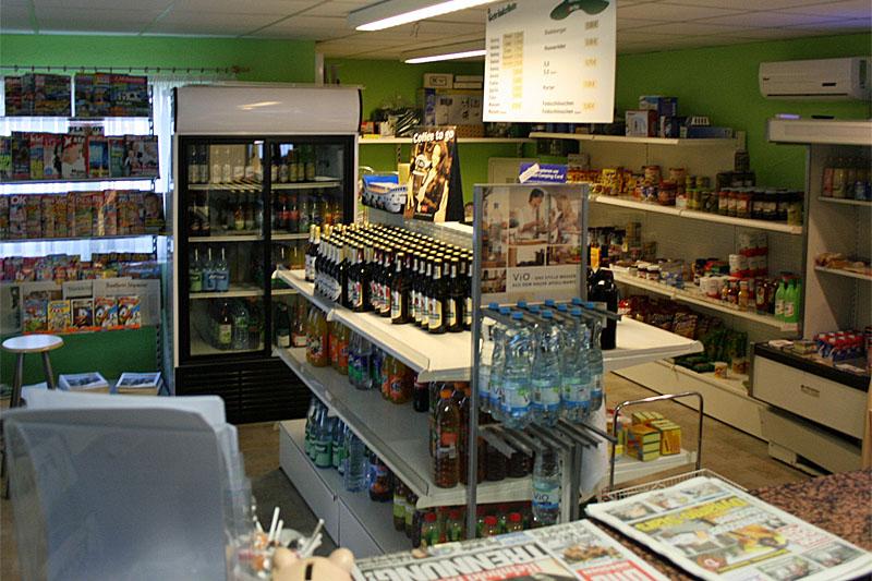 Zeltplatz-Shop Dresden Mockritz